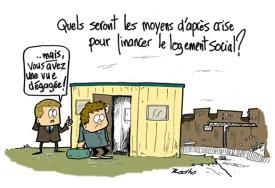 Hors série : financement du logement (social) !