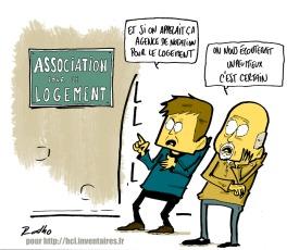 Mobilisation logement ?
